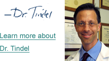 Learn More About Dr. Tindel